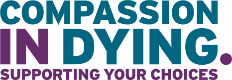 Compassion In Dying logo